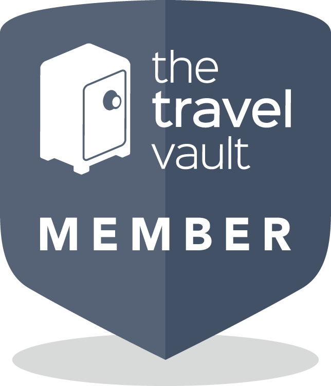 travel vault logo