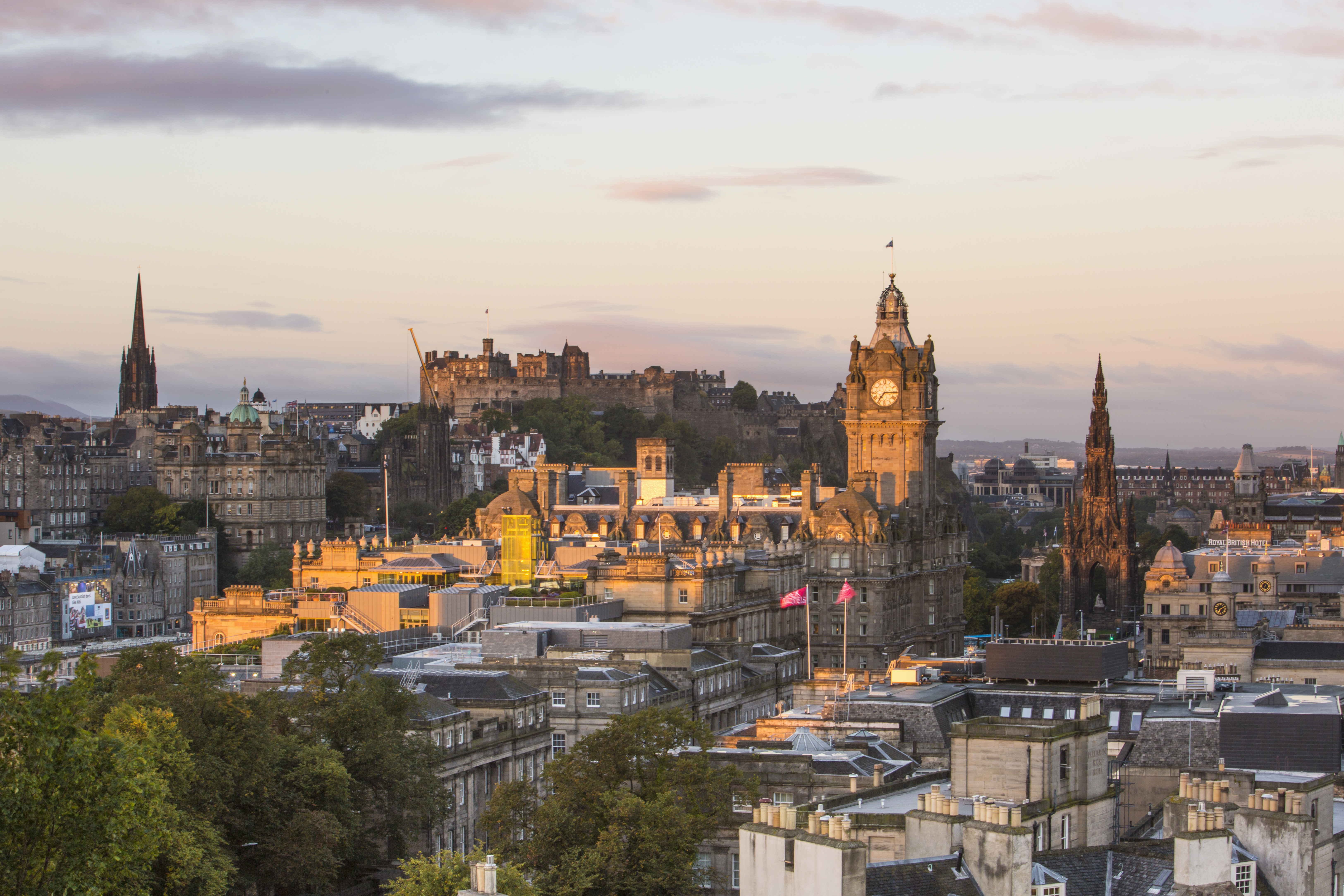 Introducing: Edinburgh