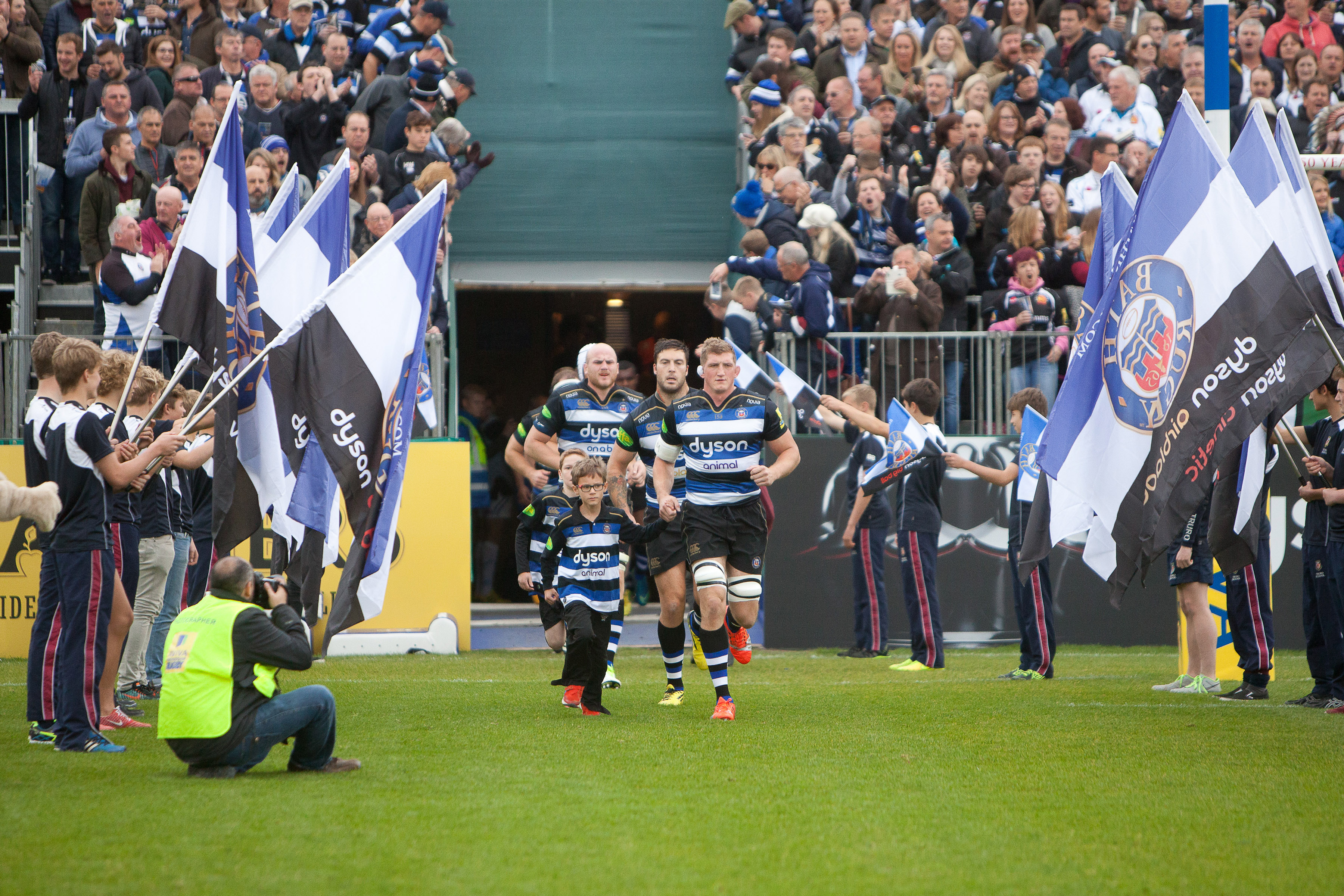 Bath Rugby Gallery